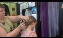1033 Main Salon & Spa: Quick, Easy & Elegant Coiled Chignon Updo