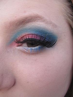 dramatic spring makeup