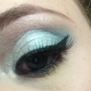 Tropical Ocean, Soft Aqua look.