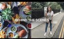 BEHIND THE SCENES | Lily Pebbles Vlog