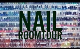 NAIL ROOM Tour!