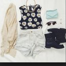 Such a pretty outfit
