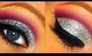 Glittery New Years Eve Makeup Tutorial