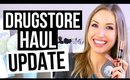 Drugstore Haul UPDATE || What Worked and What Didn't