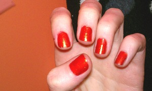 China Glaze Hunger Games Collection - Riveting