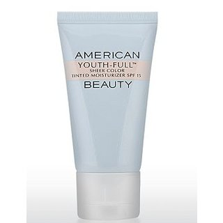 American Beauty Youth-Full Sheer Color Tinted Moisturizer SPF 15