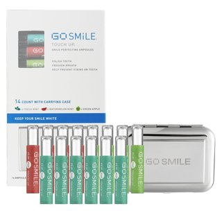 GO SMiLE Touch Up® 14 Count with Carrying Case