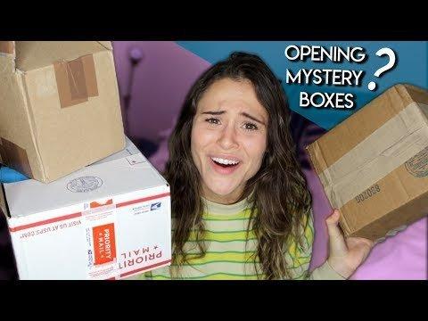 Opening Ebay Mystery Boxes Alyx W Video Beautylish
