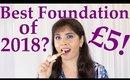 Makeup Revolution Fast Base Stick Foundation Demo, Review, Transfer Test On Oily Skin