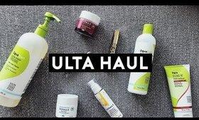 ULTA BEAUTY HAUL! NEW FOR 2019! Derma E, DevaCurl, Urban Decay!