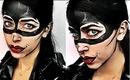 Halloween Makeup: Catwoman