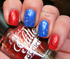For more info please visit my blog http://wonderland-nails.blogspot.com/2013/07/fourth-of-july.html