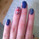Union Jack nails