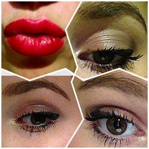 Eye shadow palette from Lancôme Lips Kate Moss