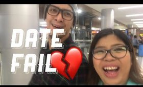 Valentine's Date Fail | Team Montes