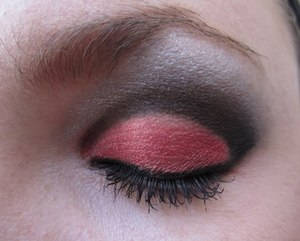 First time doing a cut crease!