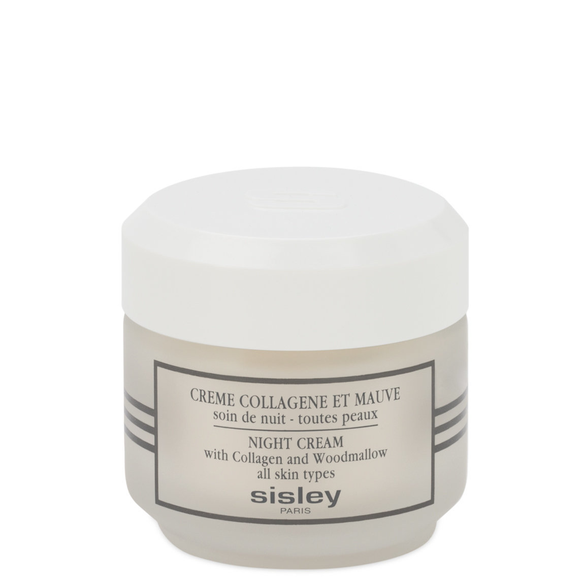 Sisley-Paris Night Cream with Collagen and Woodmallow alternative view 1 - product swatch.