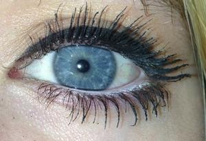 I love my eyelashes