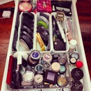 My makeup collection drawer 2