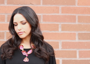 Great date night look. See full post at http://thedressychick.com
