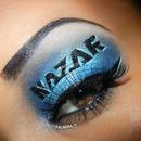 NAZAR (Rapper logo)