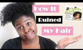 How The Curly Girl Method Ruined My Hair