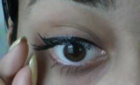 My Everyday Eye Liner Routine