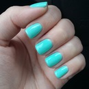 Mint Nails <3
