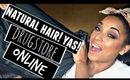 HAUL LOT OF NATURAL HAIR | Drugstore & Online  | NaturallyCurlyQ