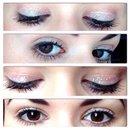 Nicole Richie inspired eyes