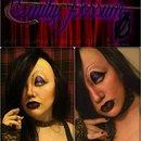 Emily Possum (Jessica Rabbit's Evil Sister) // Hannabal Marie