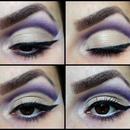 Cut crease by Lavender