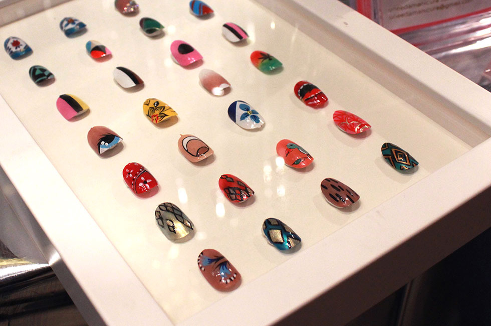 Vanity Projects: Nail Art Gets An Artsy Boost In NYC ...