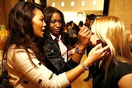 Prom Beauty: Makeover Etiquette