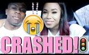 1ST TIME DRIVING CHALLENGE! CRASHED & FAILED! | BeautybyGenecia