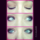 PicCollage of my eyes