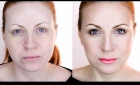 Contour & Highlight To Make Your Face Look Thinner