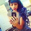 Turquoise Curls
