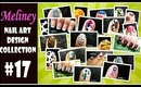 MELINEY NAIL ART DESIGN COLLECTION #17 | MANICURE ALBUM SLIDESHOW BEGINNERS SIMPLE EASY PRETTY CUTE