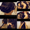 How To French Rope Braid Twist For Medium Long Hair