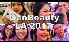 Pinay at GenBeauty LA and BellatorMMA