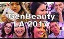 Pinay at GenBeauty LA and BellatorMMA