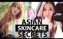 Asian Skincare Secrets | How Do Koreans Have Such Nice Skin? | Wengie | Beauty Point
