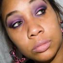 Purple & Pink make me happy