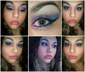 This is my spring inspired look :)