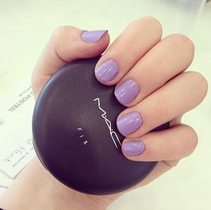Nails, mac