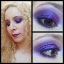 Deep Purple gig Makeup