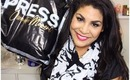 Cyber Monday Fashion Haul ♥ Express, Nordstrom, & Forever 21!