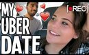 HIDDEN CAMERA UBER DATE | AYYDUBS