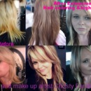Extensions, Hair Color, Highlights And Haircut By Christy Farabaugh